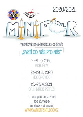MiniFor 2020-2021 plakát